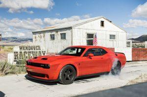 Dodge Challenger SRT Super Sock: potente y similar al Demon