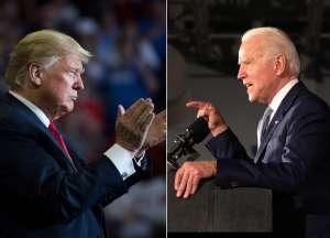 Trump recorta ventaja de Biden en nueva encuesta sobre elecciones de noviembre
