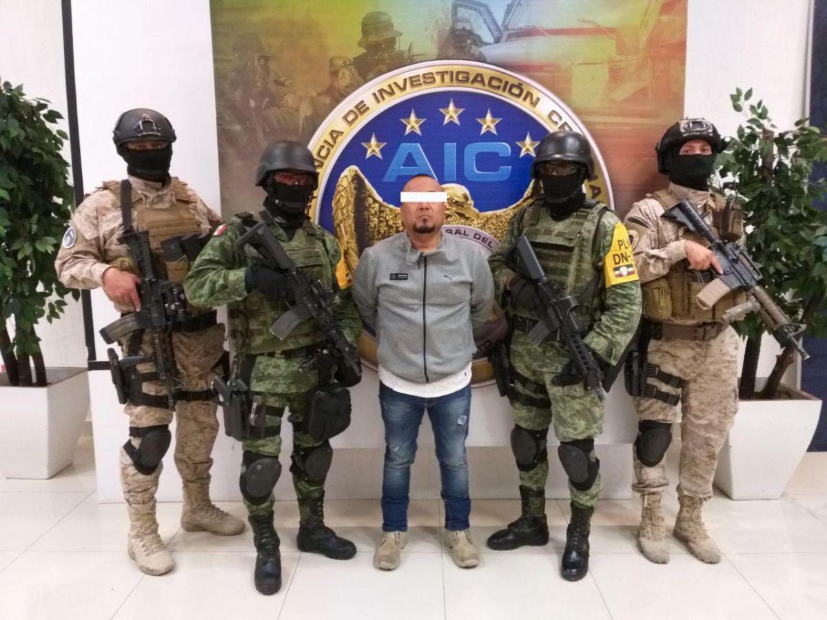 El Marro detenido