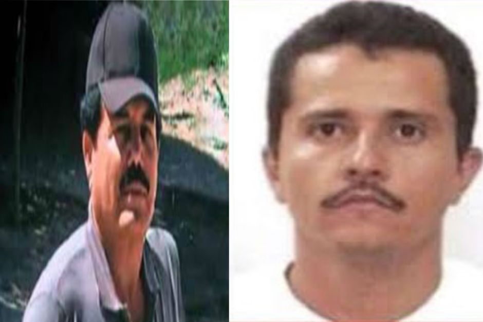 FOTO: Cártel de Sinaloa anuncia llegada a Guanajuato con narcomanta, peleará contra CJNG