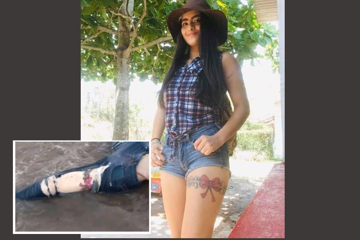 FOTOS: Sicarios secuestran a jovencita de 17 años ; aparece muerta e irreconocible