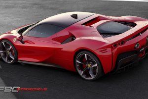 El Ferrari más veloz de la historia retrasa su llegada por coronavirus