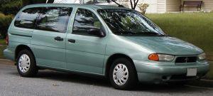 La mejor, la peor y la más rara minivan de todos los tiempos