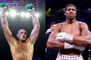Tyson Fury libre para pelear con Anthony Joshua el próximo año, confirma el CMB