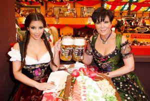 Kris Jenner, mamá de Kim Kardashian, quiere convertir en marca registrada su frase más famosa
