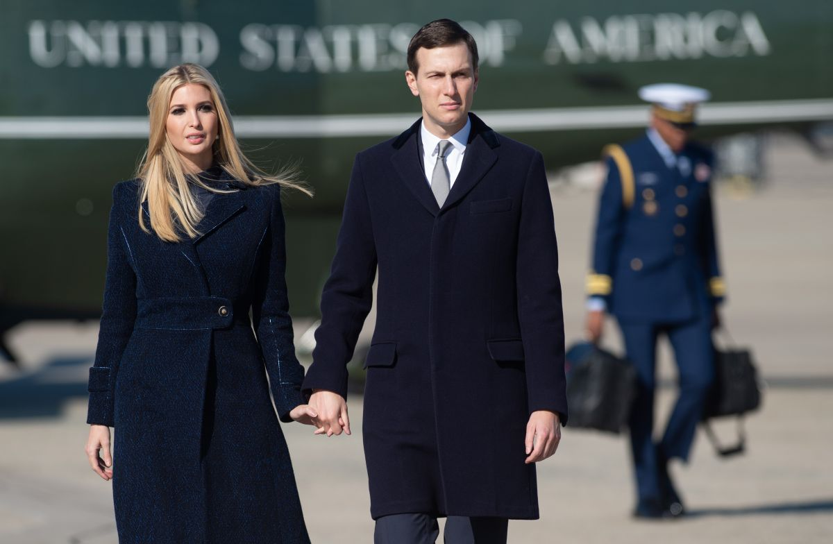 Así es la exclusiva mansión por la que Ivanka Trump paga costosa renta en Washington