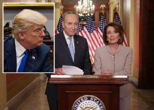 Trump y demóctatas dan malas noticias sobre nuevo estímulo de $1,200