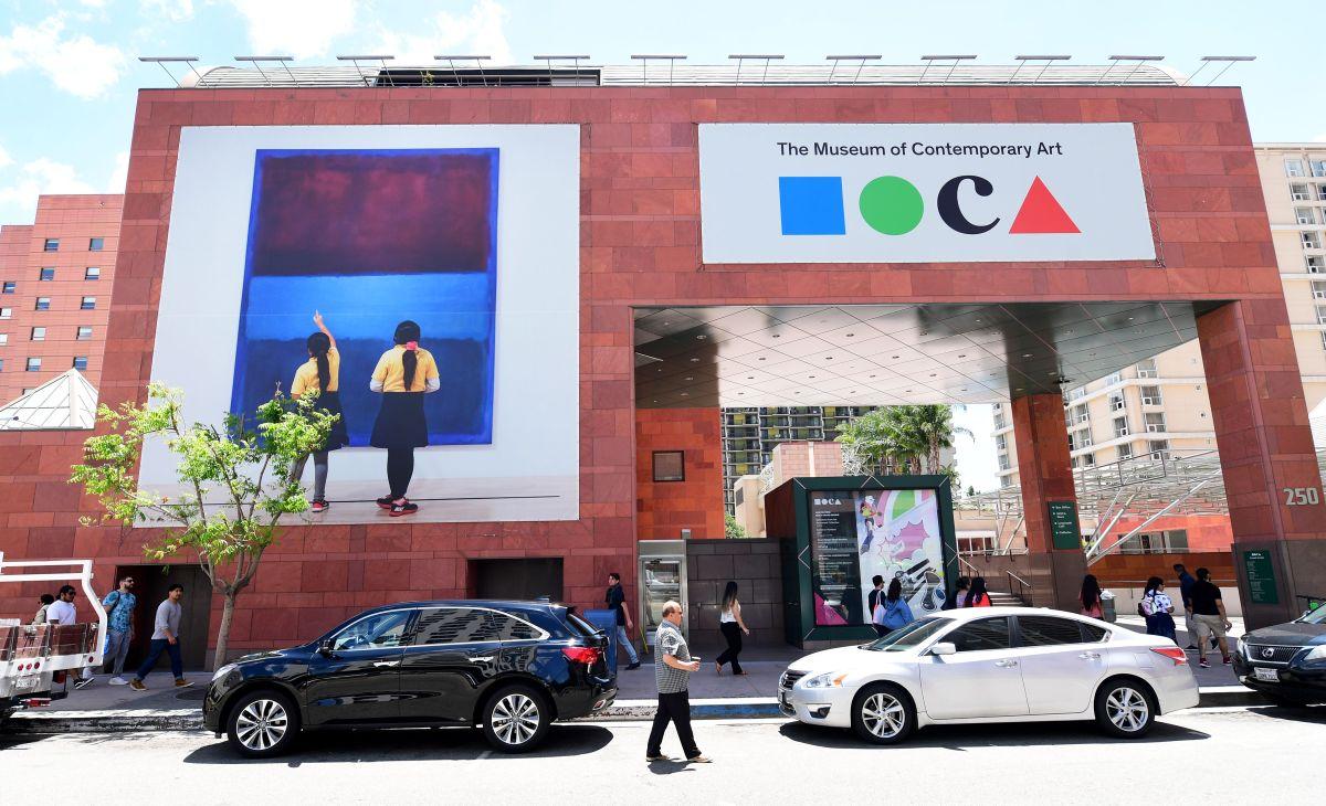 Museo de Los Ángeles vende tapabocas con diseños exclusivos de grandes artistas