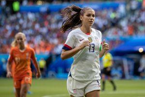 Barbie futbolista: Alex Morgan tendrá su propia figura de acción coleccionable