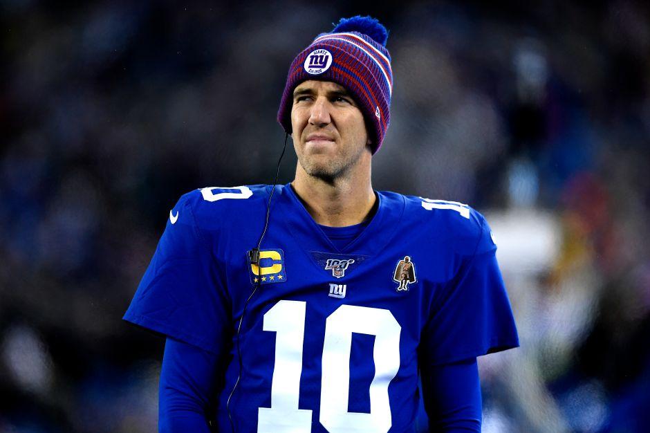 Eli Manning pone a la venta su centenaria mansión en Nueva Jersey tras su retiro de la NFL