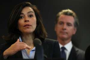 Directora de salud pública de California anuncia su renuncia en correo electrónico