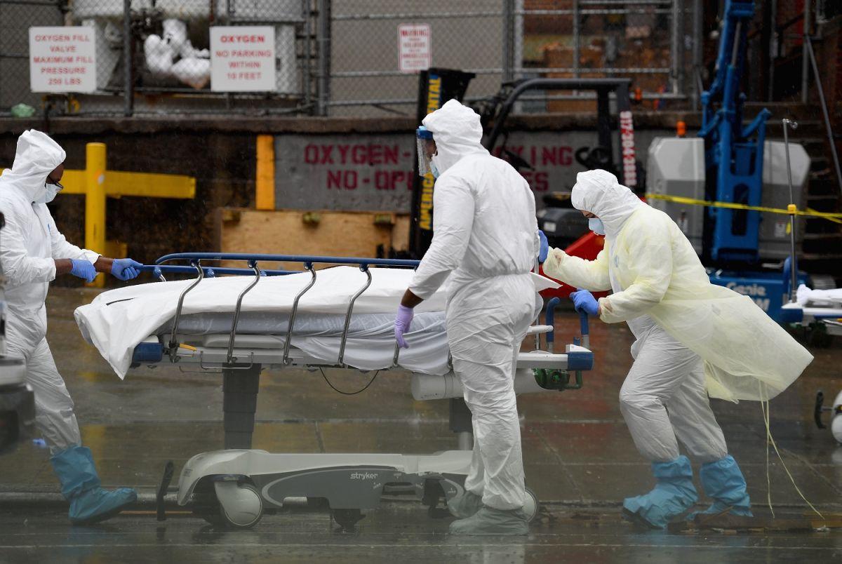 Unas 300,000 personas morirán en EEUU a causa del coronavirus para el 1 de diciembre
