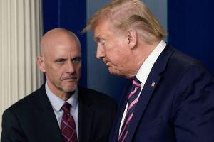 """Trump anunciará """"tratamiento revolucionario"""" contra coronavirus"""