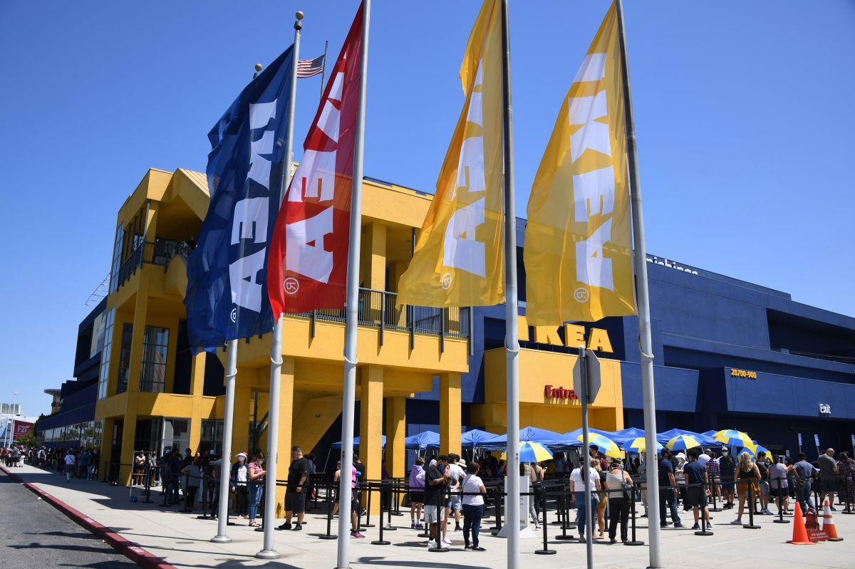 El programa de Ikea ya se ha puesto en marcha en países de europa.
