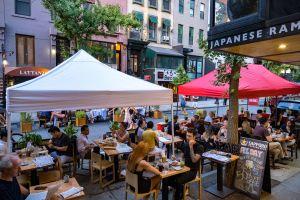 El gobernador Andrew Cuomo advierte que los restaurantes en Nueva York deberán cerrar de nuevo en otoño