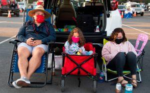 """California es el estado con más casos de coronavirus pero muestra """"buenas señales tempranas"""""""