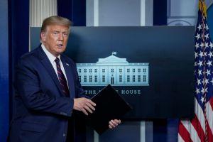 Envían un paquete con el veneno ricina al presidente Trump