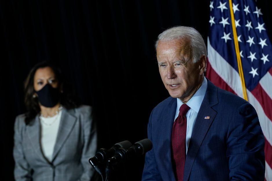 """Biden acusa a Trump de """"fallar a los latinos"""" y anuncia cómo """"apoyará"""" él a la comunidad"""