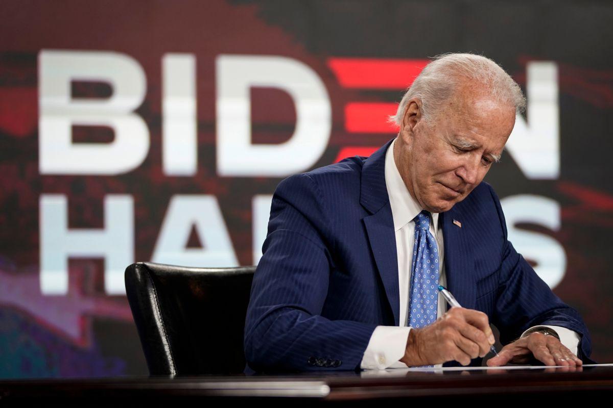 Nueva encuesta apunta a que Joe Biden podría sacar a Trump de la Casa Blanca en noviembre