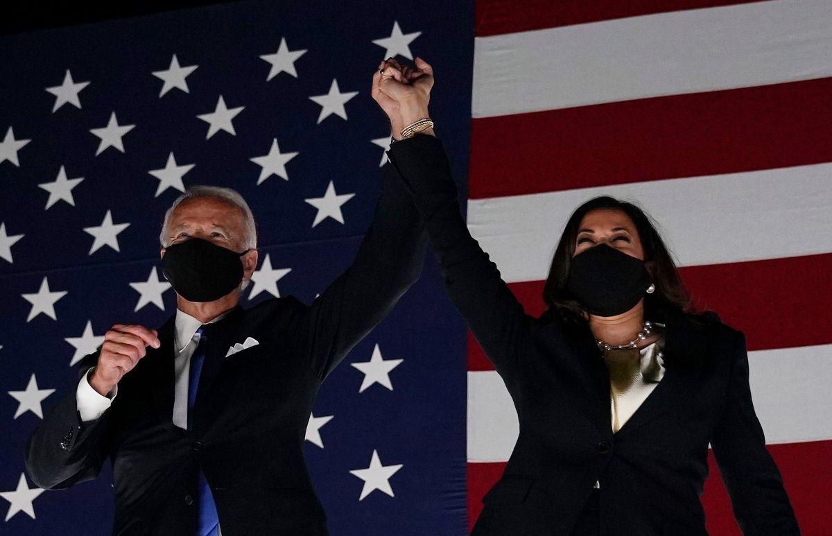 Salvadoreños con Biden buscan un gobierno que los trate con respeto