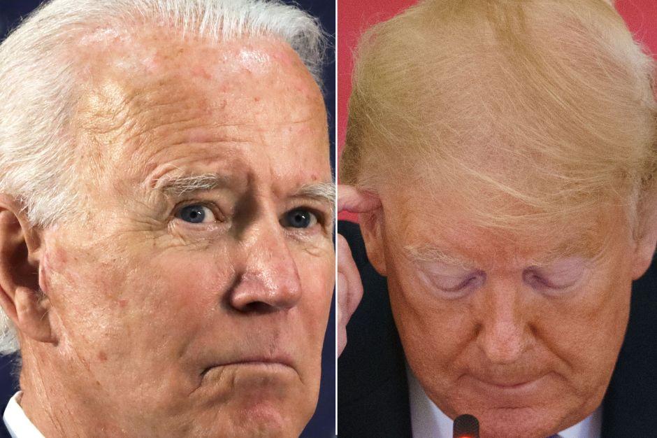 Trump compara a Joe Biden con Fidel Castro, Hugo Chávez y Nicolás Maduro