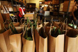 Hombre organiza entrega de 3 millones de libras de verduras sin vender a despensas de alimentos
