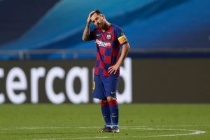 """Ronaldo interviene en el caso Messi: """"Dejar que salga no es la solución del Barcelona"""""""