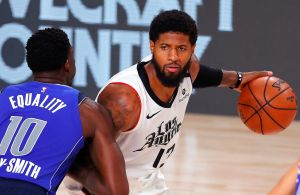 El otro lado de la burbuja: Paul George de L.A. Clippers revela que ha tenido ansiedad y depresión por el encierro