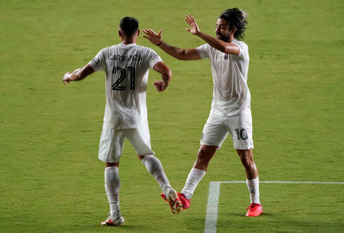Carranza y Pizarro fueron los hombres de la noche.