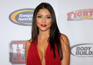 ¡Mamacita! Arianny Celeste de UFC presume su embarazo con espectacular foto semidesnuda
