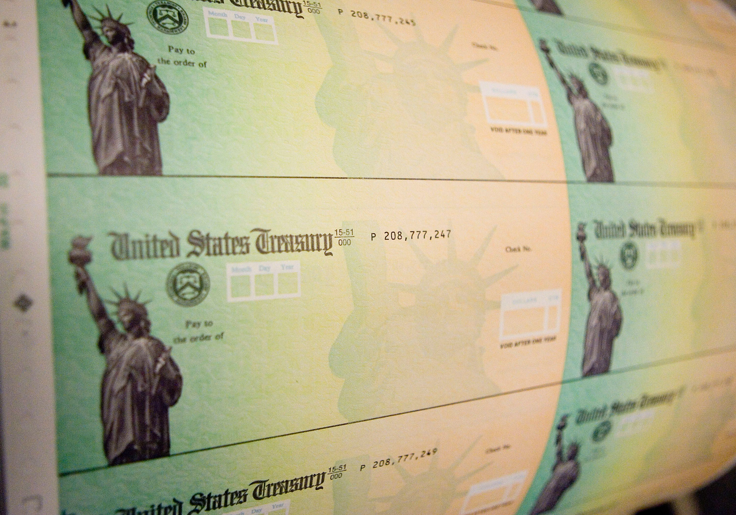 The $ 1,200 economic stimulus plan is getting farther away