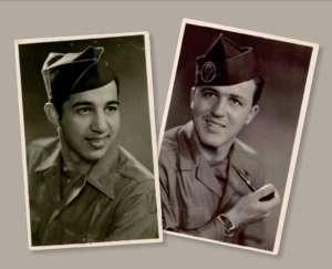 A 75 años del fin de la Segunda Guerra Mundial, autor rescata historias de hermanos que pelearon en ella