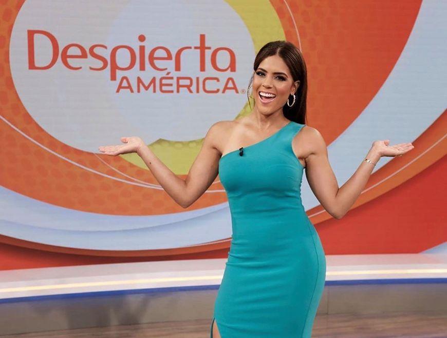 Francisca Lachapel, Carlos Calderón… Llueven las buenas noticias en 'Despierta América'