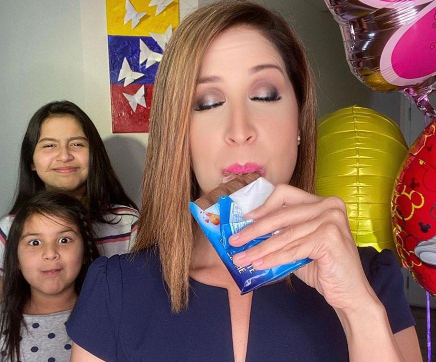 Elyangelica González: Final feliz de la promesa que hizo cuando pensó que podía tener cáncer