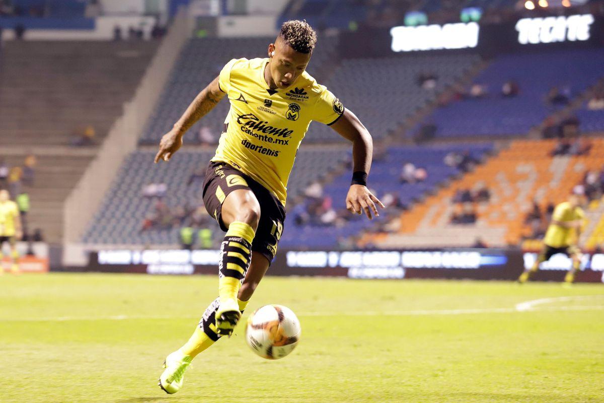 Sandoval estaba cedido al Sporting Cristal.