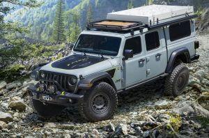Farout Concept: el Jeep Gladiator que se anima a la aventura extrema