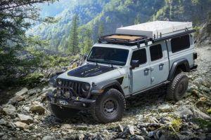 """Jeep presenta el concepto Gladiator Overlander """"Farout"""""""