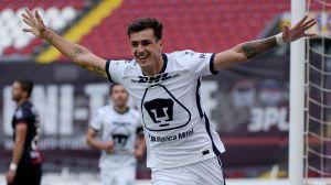 Dinenno la estrella de la Liga MX, suma 4 goles en 2 partidos