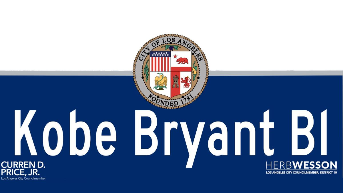 Kobe Bryant Boulevard