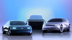 ¡Hyundai viene con todo! La marca lanzará a partir de 2021 tres nuevos autos eléctricos de la familia Ioniq