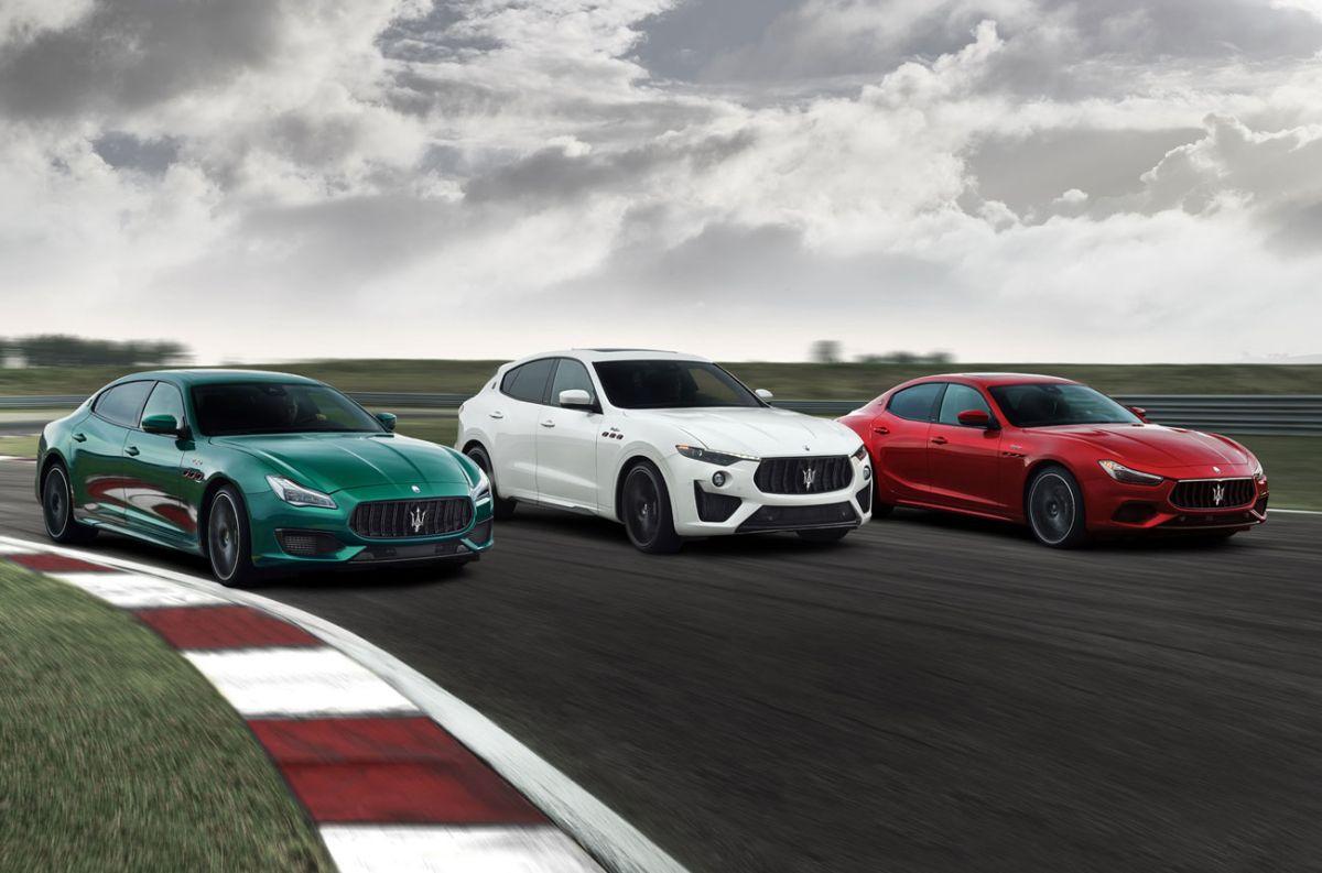 Maserati Ghibli y Quattroporte Trofeo, sinónimo de velocidad