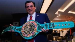 El mexicano Sulaimán es reelegido presidente del CMB