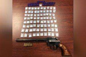 Insólito: encuentran pistola y drogas en bolsa abandonada en Times Square de Nueva York