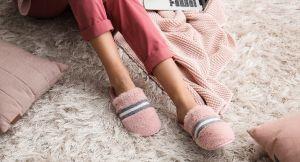 Los mejores diseños de pantuflas cómodas para usar en casa