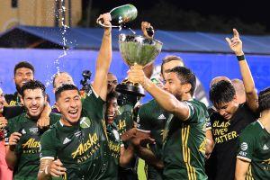 Portland Timbers son los campeones de MLS is back