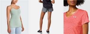 Las mejores prendas deportivas para empezar tus rutinas de ejercicio en casa