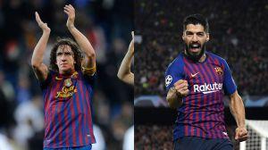 Suárez y Puyol aplauden decisión de Messi de dejar al Barcelona