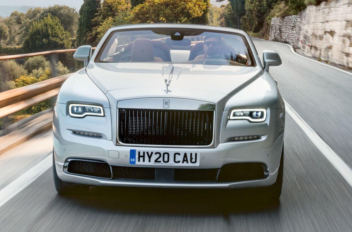 Dawn Silver Bullet, la nueva edición limitada de Rolls-Royce