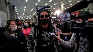 Ronaldinho ya está en Brasil tras pasar seis meses detenido en Asunción