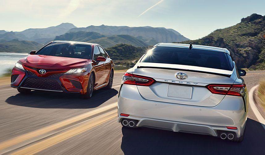 Toyota Camry 2020. / Foto: Cortesía Toyota.